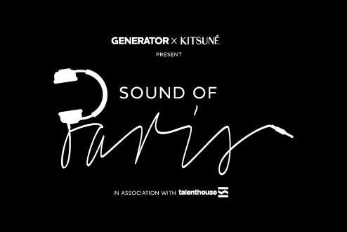 Un concours avec Kitsuné
