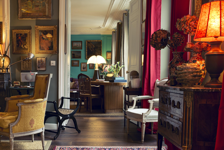 Trois chambres rue bleue for Les 3 chambres paris
