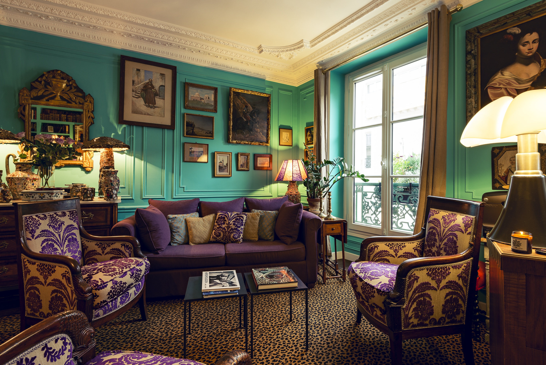 Trois chambres rue bleue - Location paris 3 chambres ...