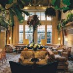 Chiltern Firehouse interior