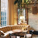 Chiltern Firehouse interior salon
