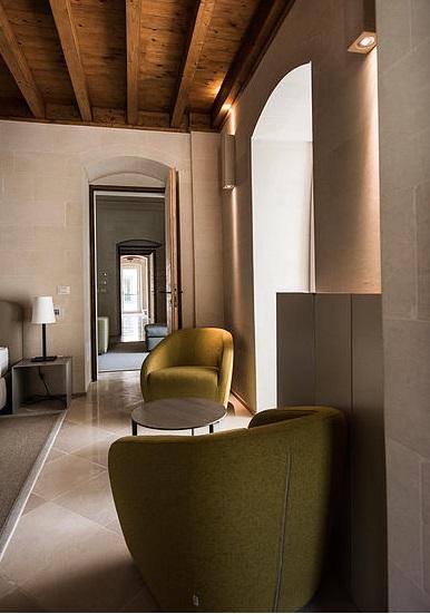 La fiermontina escale arty lecce dans les pouilles for Design hotel puglia