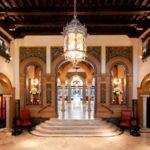Hotel Alfonso XIII Seville Lobby